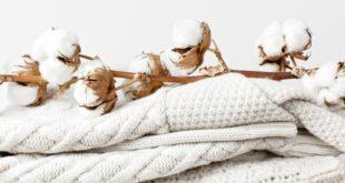 Vegane Wolle aus Baumwolle