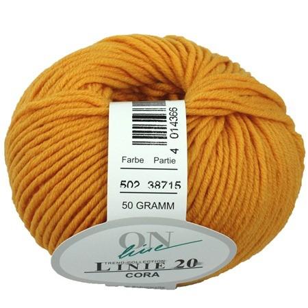 ONline Wolle Linie 20 Cora Fb 502