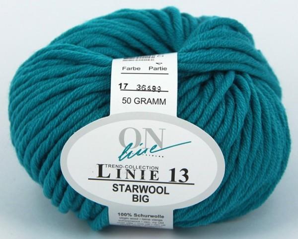 ONline Wolle Linie 13 Starwool Big Fb 17