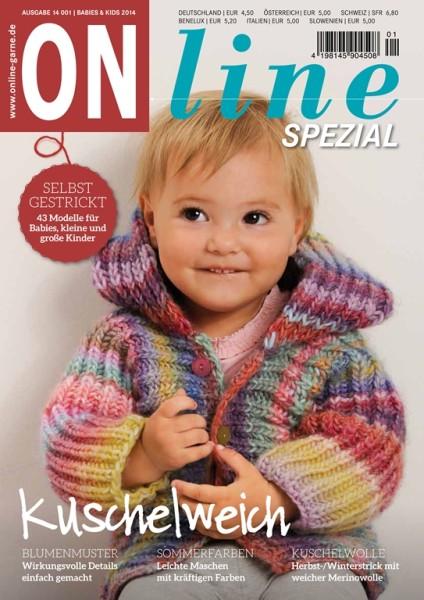 Babies & Kids 2014 Strickhefte von ONline