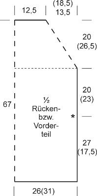 Strickanleitung-Pullunder-mit-Rautenmuster-Linie-55-Montego-201811-Schnittmuster