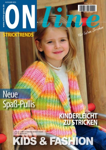 Strickheft KIDS & FASHION