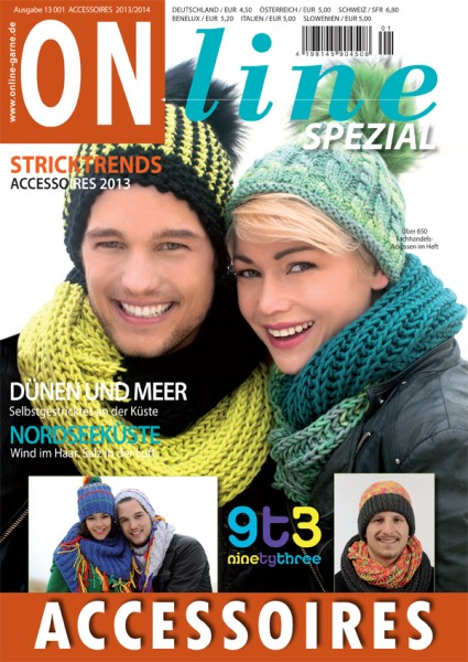ONlineWolle Stricktrends ACCESSOIRES 2013