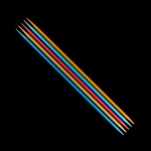 204/7 addi Colibri Strumpfstricknadeln 20cm