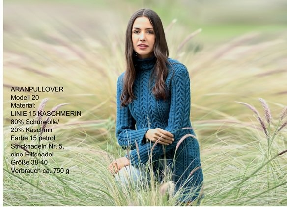 Strickheft Stricktrends Fall & Winter 2018 59