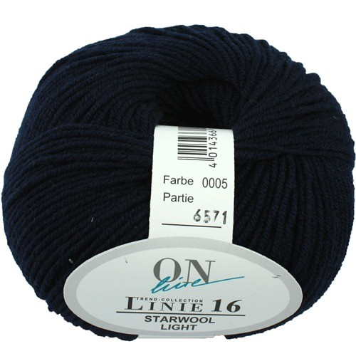 Wolle ONline Linie 16 Starwool Light Fb 5